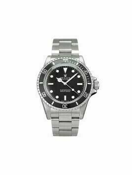 Rolex pre-owned Submariner 40mm - Black