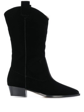 Gia Couture Quarz boots - Black