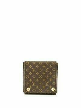 Louis Vuitton 2006 pre-owned monogram jewellery case - Brown