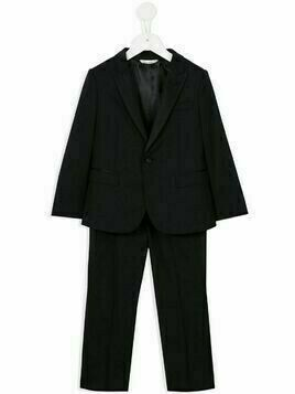 Dolce & Gabbana Kids tuxedo two-piece suit - Black