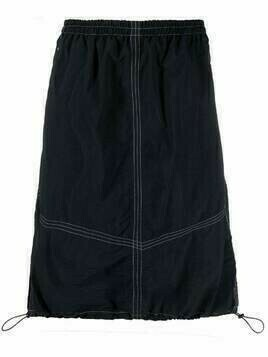 YMC parachute mini skirt - Blue