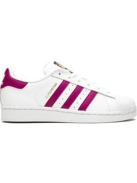 Adidas Superstar Foundation J - White