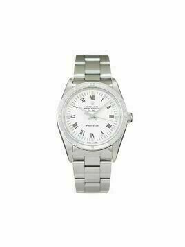 Rolex 2000 pre-owned Air-King 34mm - White