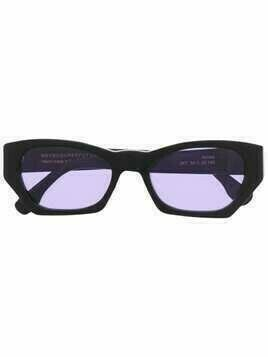 Retrosuperfuture Amata cat-eye frame sunglasses - Black