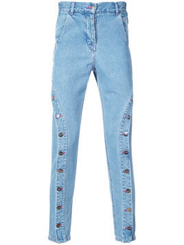 Neith Nyer boyfriend jeans - Blue
