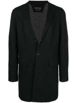John Varvatos JOHN VARVATOS 01740U3BMBR 001BLACK Natural (Other)->Wool