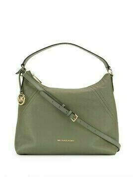Michael Michael Kors Aria shoulder bag - Green