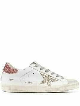 Golden Goose Super-Star low-top sneakers - White