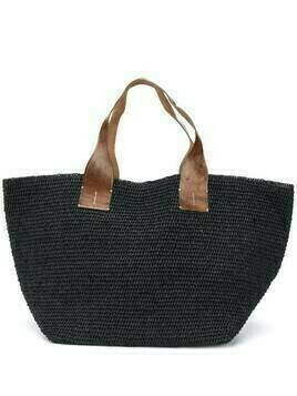 IBELIV top-handle tote - Black