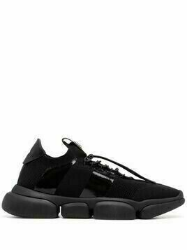 Moncler The Bubble low-top sneakers - Black