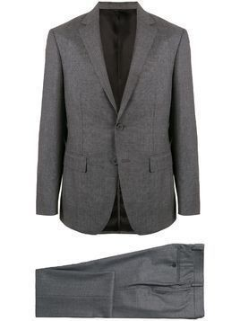 D'urban tailored two-piece suit - Grey