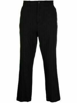 Junya Watanabe MAN cropped tailored trousers - Black