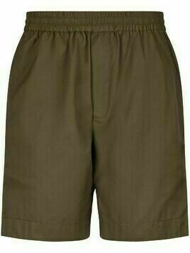 Wood Wood Baltazar technical shorts - Green