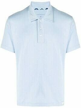 Viktor & Rolf short-sleeved polo shirt - Blue