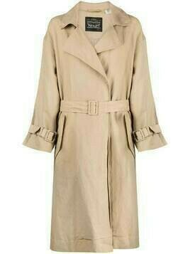 Levi's tied-waist trench coat - Neutrals