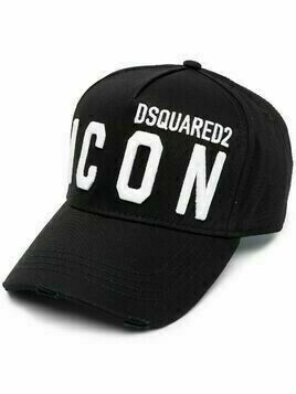 Dsquared2 Icon baseball cap - Black