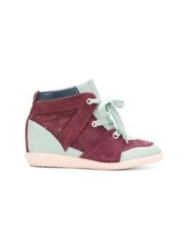 Isabel Marant Betty sneakers - Red