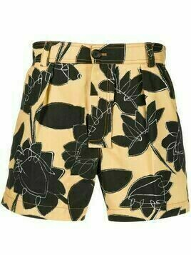 Jacquemus Le Tennis shorts - Yellow