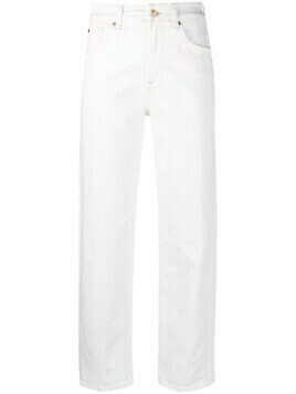 7 For All Mankind The Modern Straight Cloud jeans - White