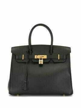 Hermès 2000 pre-owned Birkin 30 bag - Black