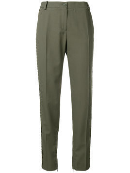 Pinko relaxed fit trousers - Green