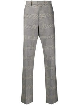 Botter tailored checked trousers - Grey