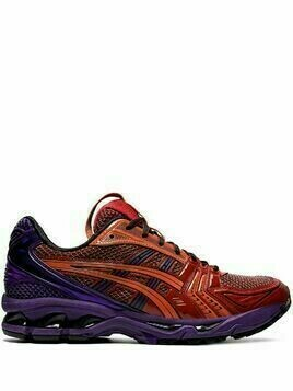 ASICS Gel-Kayano 14 panelled sneakers - Red