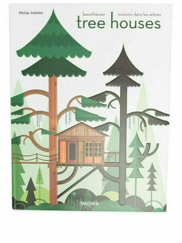 TASCHEN Tree Houses book - White