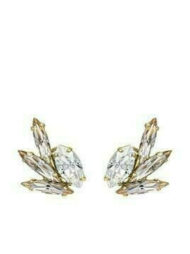 Anton Heunis Jady wing-shaped earrings - Gold