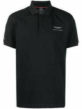 Hackett x Aston Martin polo shirt - Black