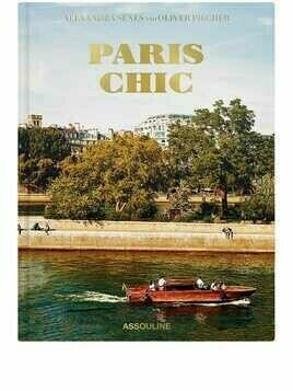 Assouline Paris Chic - Blue