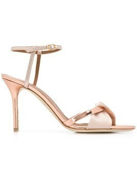 Malone Souliers terry sandal pumps - Pink
