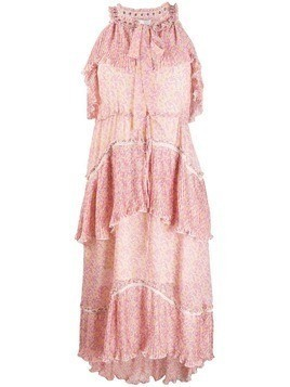 Antik Batik Romina dress - Pink