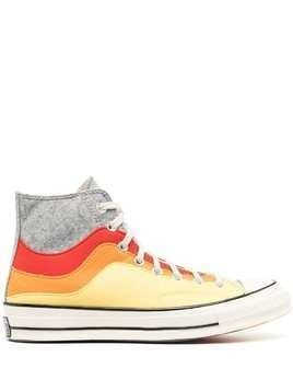 Converse Nor'easter Felt Chuck 70 sneakers - Yellow