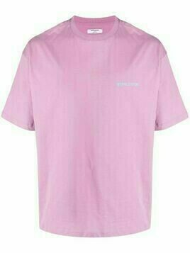 Opening Ceremony Word Torch logo T-shirt - Pink
