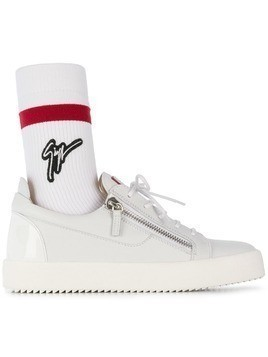 Giuseppe Zanotti Design Nicki low-top sneakers - White