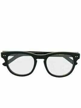 Retrosuperfuture Numero 81 square frame glasses - Black