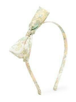 Bonpoint bow-detail headband - Neutrals