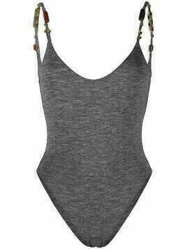 Eres Moonstone low-back one-piece - Grey