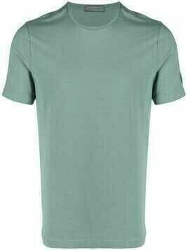 Corneliani stretch-cotton T-Shirt - Green