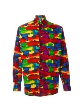 Versace Vintage Jean Couture shirt - Multicolour