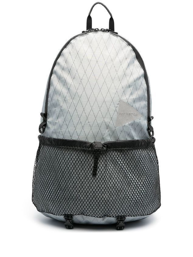 and Wander X-pac day backpack - Grey