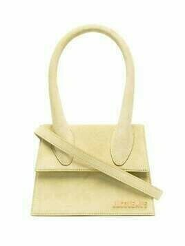 Jacquemus Le Chiquito moyen top-handle bag - Green