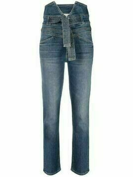 MOTHER The Triple Stack Dazzler jeans - Blue