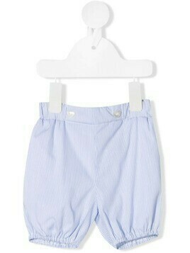 La Stupenderia striped cotton bloomers - Blue