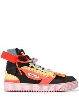 Off-White Off Court security tag sneakers - Black