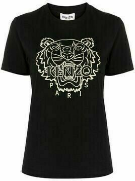 Kenzo Tiger loose T-shirt - Black