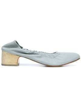 Rachel Comey pointed toe elastic pumps - Blue