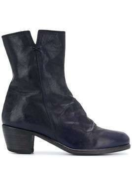 Fiorentini + Baker Bethel-Be ankle boots - Blue