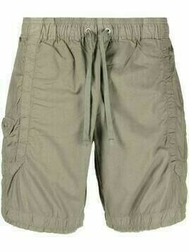 John Elliott drawstring cargo shorts - Green